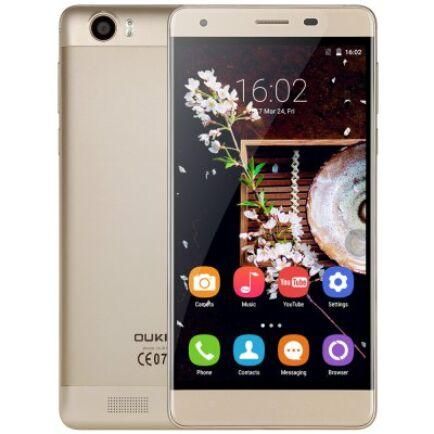 EU ECO Raktár - OUKITEL K6000 4G okostelefon HK - Arany