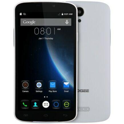 EU4 Raktár - DOOGEE X6 Pro 4G okostelefon - Fehér