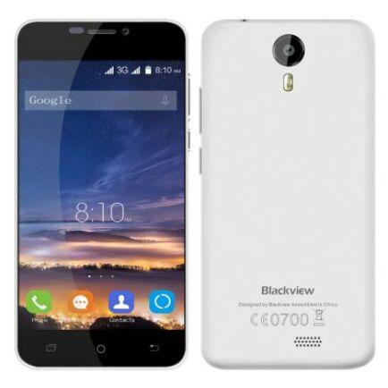 EU4 Raktár - Blackview BV2000S 3G okostelefon - Fehér