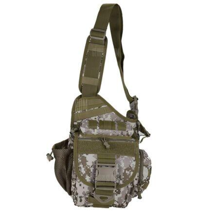 Katonai túra táska - mintás