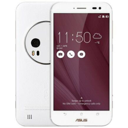EU ECO Raktár - ASUS ZenFone Zoom ZX551ML 4G okostelefon (HK) - Fehér