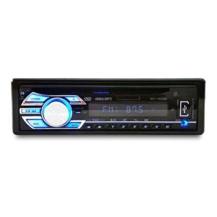 EU ECO Raktár - Univerzális 1 DIN 1563U Autós Fejegység MP3
