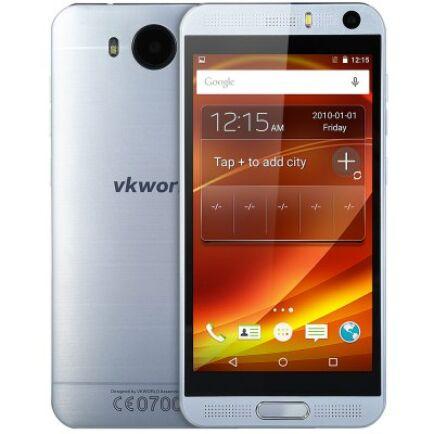 VKWORLD VK800X 3G okostelefon - Ezüst