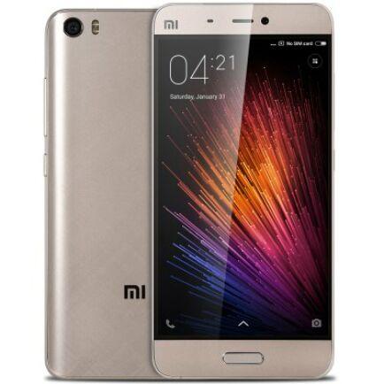 EU ECO Raktár - XiaoMi Mi5 4G okostelefon - 3GB+32GB Arany