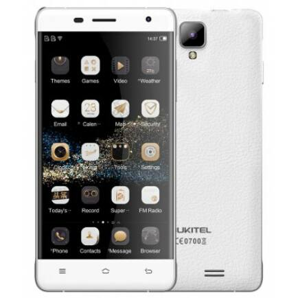 EU4 Raktár - OUKITEL K4000 Pro 4G okostelefon - Fehér