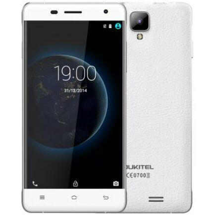 OUKITEL K4000 Pro 4G okostelefon - Fehér