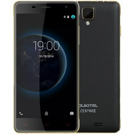 OUKITEL K4000 Pro 4G okostelefon - Arany