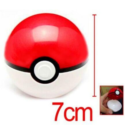 7cm-es Anime Cosplay kinyitható Pokémon labda figurákhoz - Pokélabda