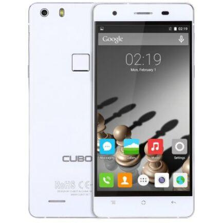 EU4 Raktár - Cubot S500 4G okostelefon - Fehér