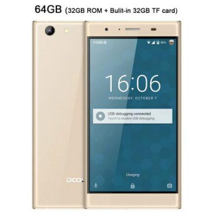 DOOGEE Y300 4G okostelefon - Pezsgő