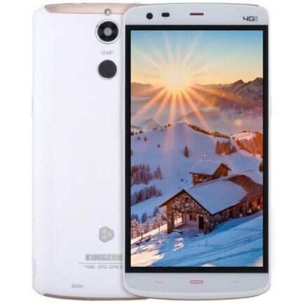 Kingzone Z1 Plus 4G okostelefon - Fehér