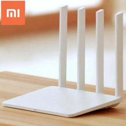 Xiaomi Mi WiFi Router 3A 1167Mbps 2.4GHz 5GHz 4 Antennával (64MB)