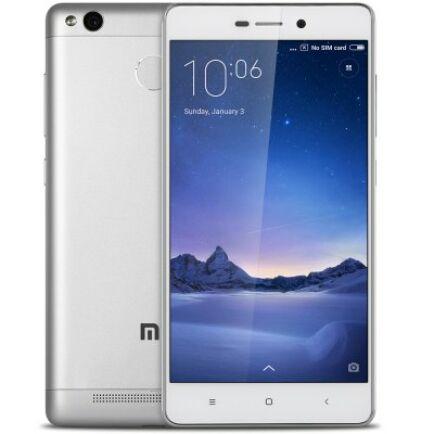 XiaoMi Redmi 3 Pro 4G okostelefon - Ezüst