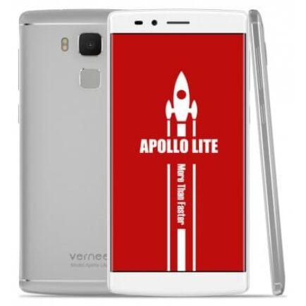 EU ECO Raktár - Vernee Apollo Lite 4G+ okostelefon (HK2) - EU csatlakozó, Ezüst