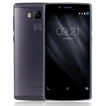 EU ECO Raktár - Vernee Apollo Lite 4G+ okostelefon (HK) - EU csatlakozó, Fekete