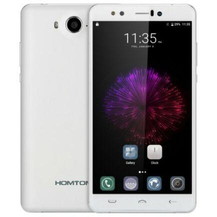 EU ECO Raktár - HOMTOM HT10 4G okostelefon (HK) - Fehér
