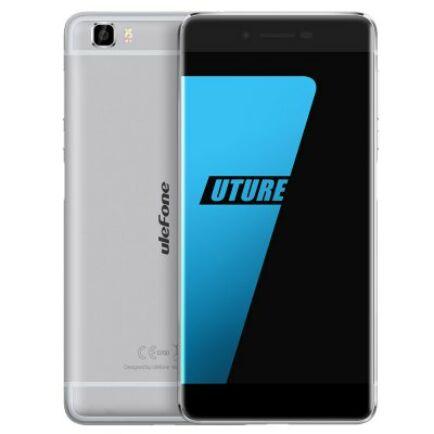 EU4 Raktár - Ulefone Future 4G okostelefon - Szürke