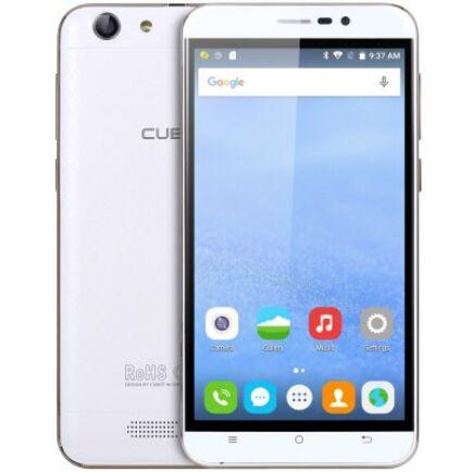 EU4 Raktár - CUBOT Dinosaur 4G okostelefon - Fehér