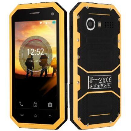 EU ECO Raktár - KENXINDA W6 4G okostelefon (HK) - Sárga