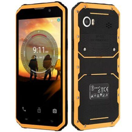 EU ECO Raktár - KENXINDA Proofings W9 4G okostelefon (HK) - Sárga