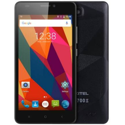 Oukitel C3 3G okostelefon - Fekete