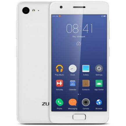Lenovo ZUK Z2 Nemzetközi verzió 4G okostelefon - 4GB+64GB Fehér