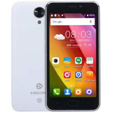 EU Raktár - KingZone S2 3G okostelefon - Fehér