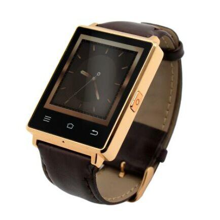 NO.1 D6 3G okosóra telefon - Arany