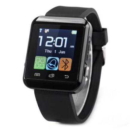 U8 Pro okosóra telefon - Fekete