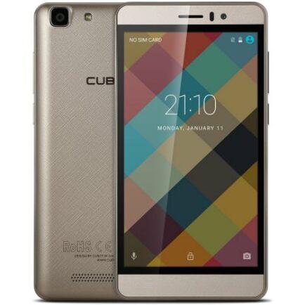 EU4 Raktár - Cubot Rainbow 3G okostelefon - Arany