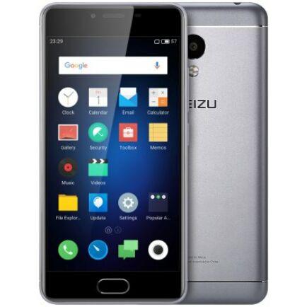 MEIZU M3S 4G okostelefon - Fekete