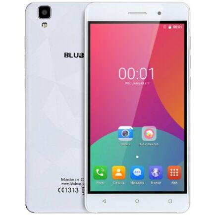 EU ECO Raktár - Bluboo Maya 3G okostelefon (HK) - Fehér