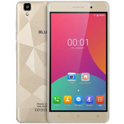 EU ECO Raktár - Bluboo Maya 3G okostelefon (HK) - Arany