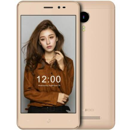 Leagoo Z5 Lte 4G okostelefon - Arany