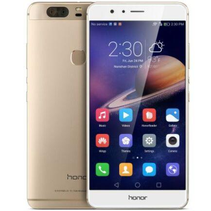 Huawei Honor V8 4G okostelefon - Arany
