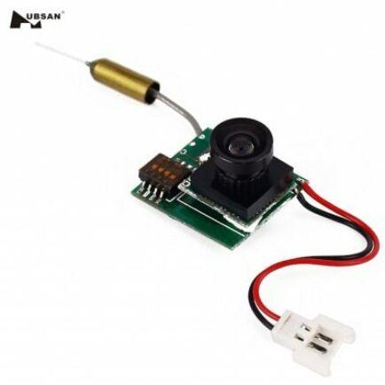 600TVL 170 fokos kamera vezérlővel (CN) - Fekete