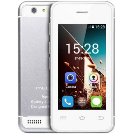 EU ECO Raktár - MELROSE S9 3G okostelefon (CN) - 16GB SD kártya, Szürke
