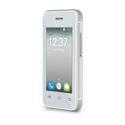 EU ECO Raktár - MELROSE S9 3G okostelefon (CN) - EU csatlakozó, Ezüst