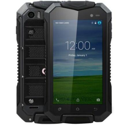 Oeina XP7700 3G okostelefon - Fekete