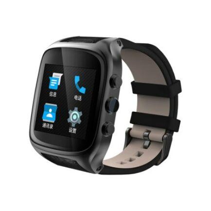 Ourtime X01S 3G okosóra telefon - Fekete