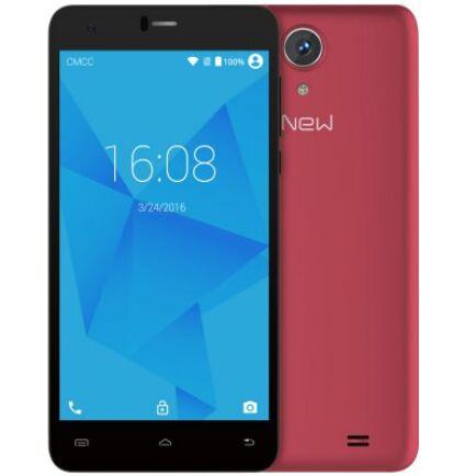 iNew U8W 3G okostelefon - Piros