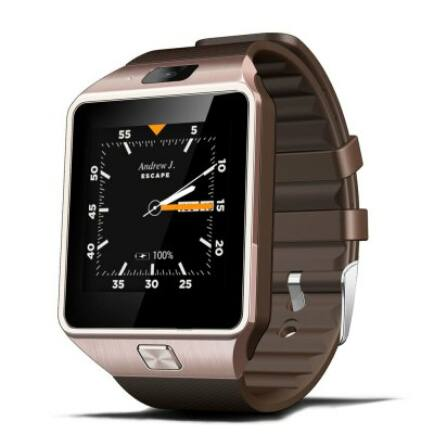 Tenfifteen QW09 3G okosóra telefon - Arany