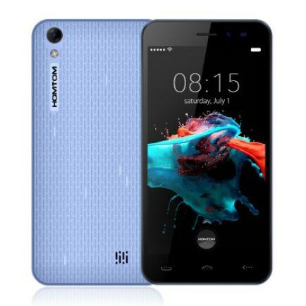 EU4 Raktár - Homtom HT16 3G okostelefon - Kék