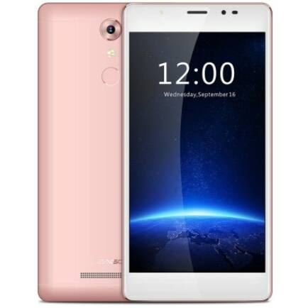 Leagoo T1 Plus 4G okostelefon - Pink