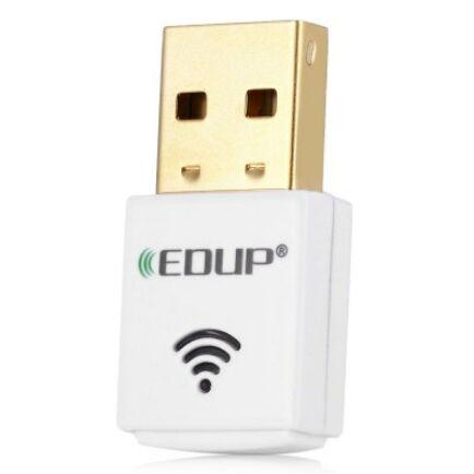 EDUP EP - AC1619 Vezeték nélküli Dual Band USB Adapter - Fehér