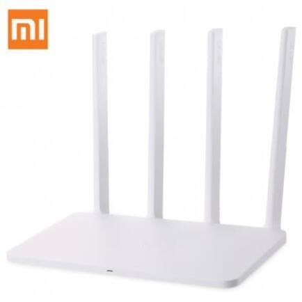 EU Raktár - Xiaomi Mi WiFi Router 3C 3G(EU16) - Fehér