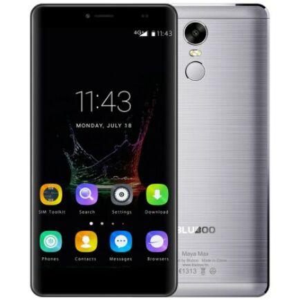 EU4 Raktár - Bluboo Maya Max 4G okostelefon - Ezüst