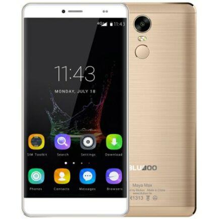 Bluboo Maya Max 4G okostelefon - Arany