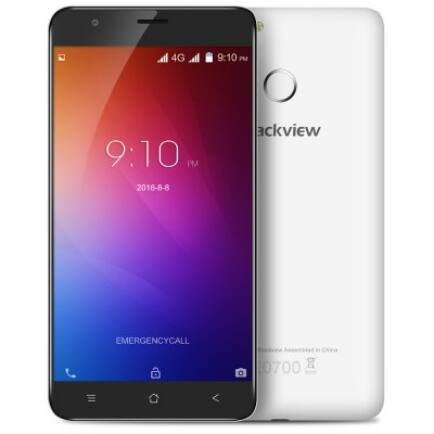 Blackview E7 4G okostelefon - Fehér