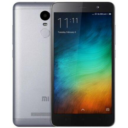 XIAOMI Redmi Note 3 Pro Nemzetközi verzió 4G okostelefon - 3GB+32GB Szürke